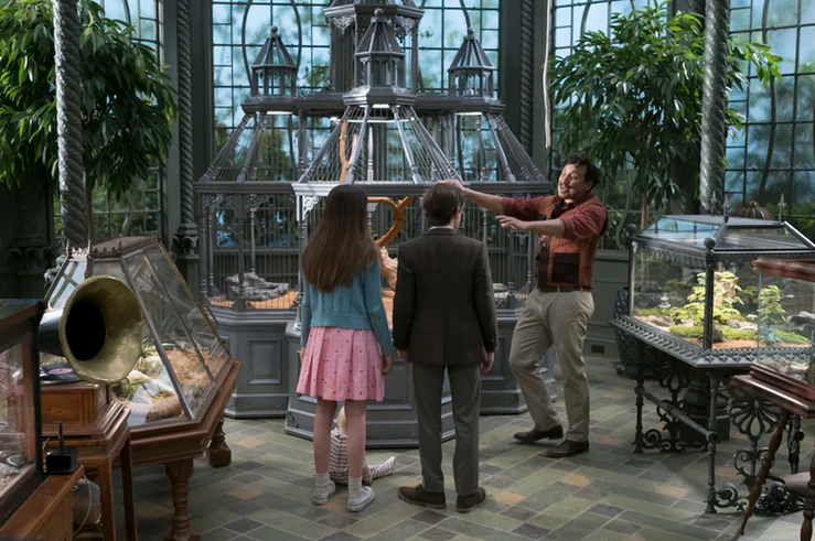 A Series of Unfortunate Events – Episodes 3 + 4 Review
