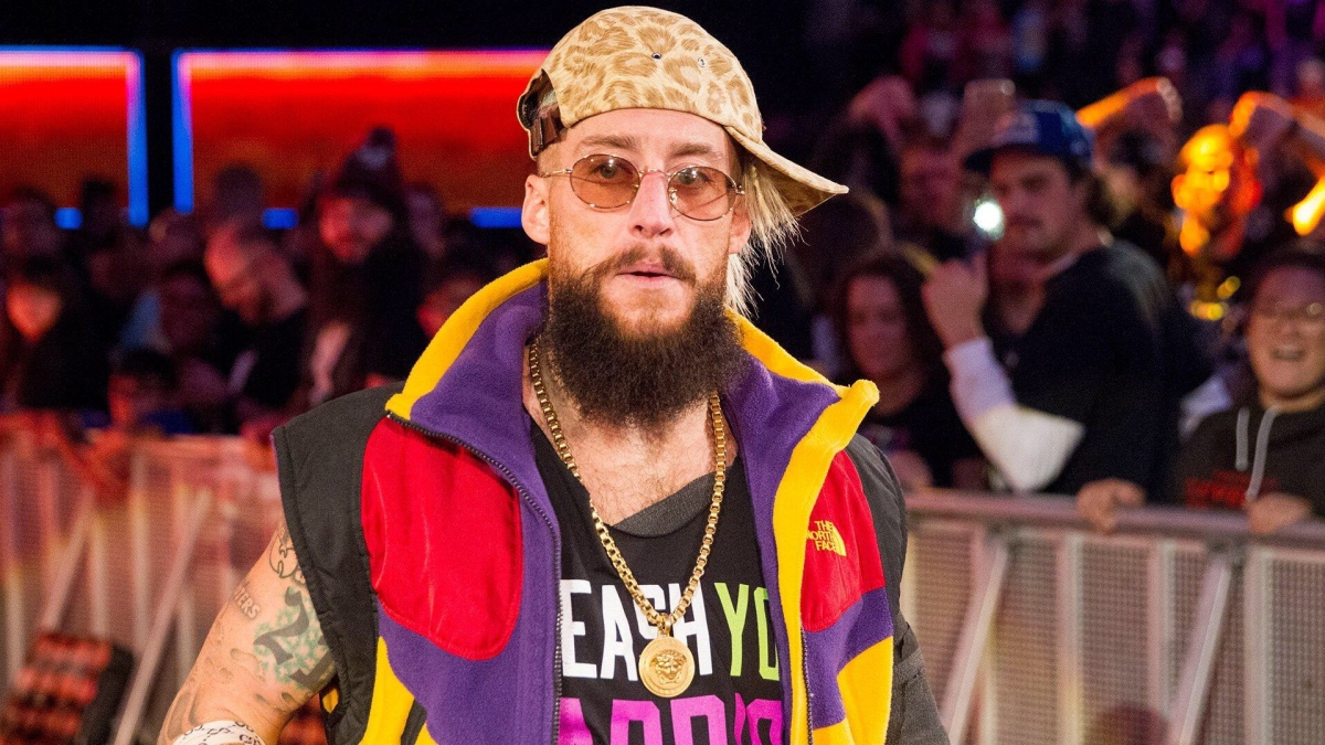 WWE: Enzo Amore released